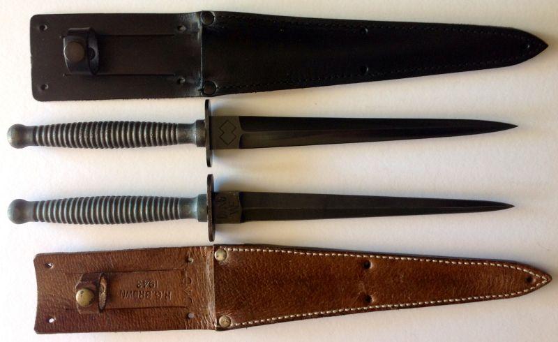 Australian Military Knives Australian Army Stiletto Re Born