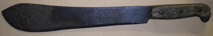 WW2 Scott Trojan Machete