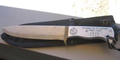 Australian Military Knives Machetes